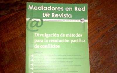 Resilencia, Mediadores en Red, 2004