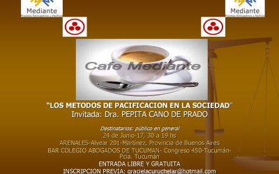 2015 Café Mediante Virtual Tucumán, provincia de Tucumán