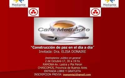 Café Mediante en Chascomús