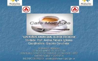 Café Mediante en Honorable Concejo Delibertante de Vicente López