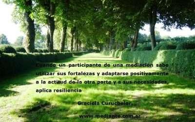 Mediación y Resiliencia