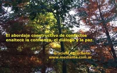 Abordaje constructivo de conflictos