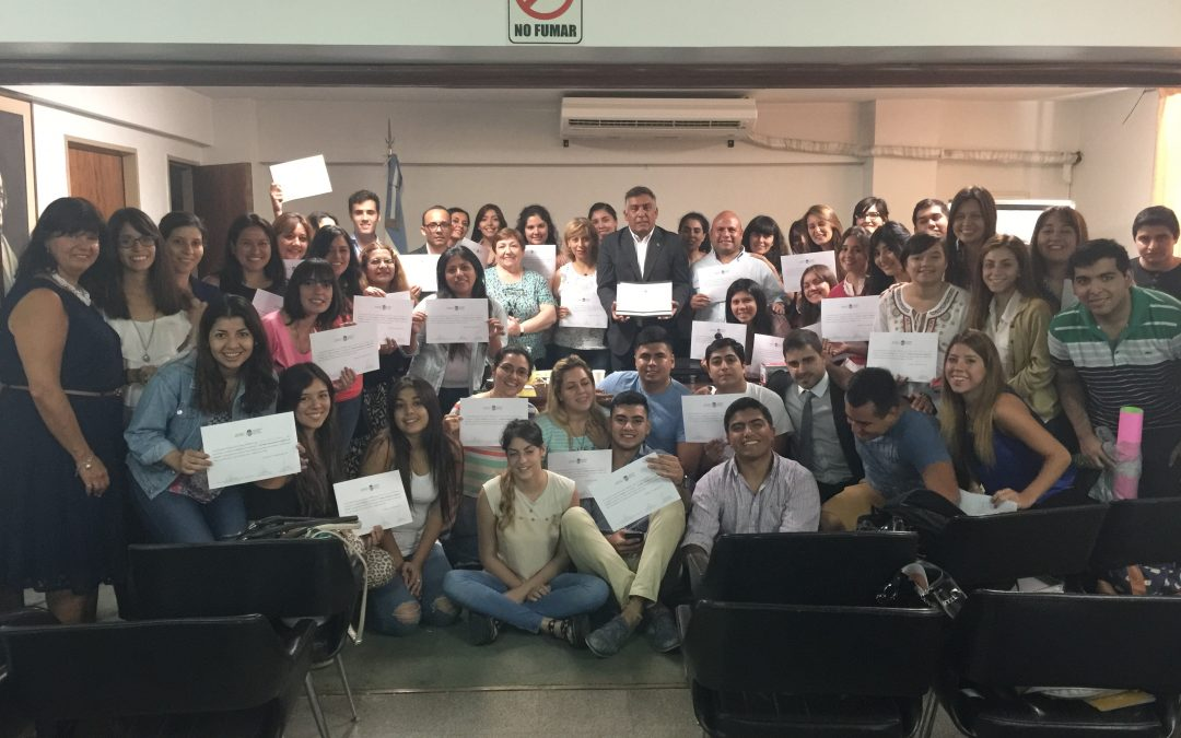 Presentación de la Cátedra Libre de la UNLP en Tucumán
