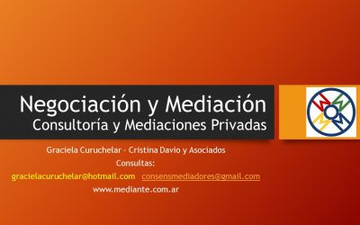 Negociación y Mediaciones en San Isidro, Provincia de Buenos Aires