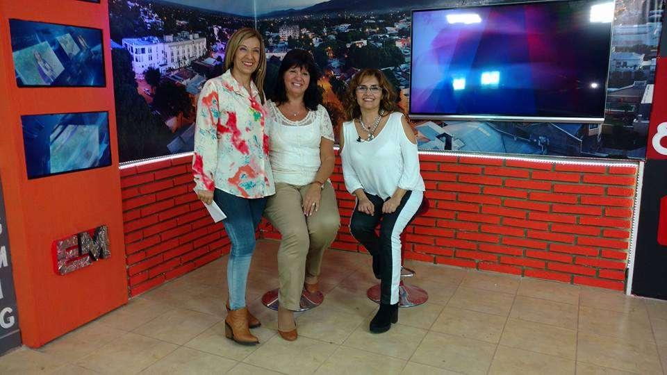 """Entrevista en el Programa de TV """"El Margen"""" de Tartagal, Provincia de Salta"""