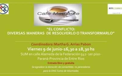 Cafe Mediante en Paraná, Provincia de Entre Rios