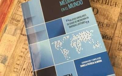 """Libro """"Mediación en el Mundo"""", Daniela Almirón"""
