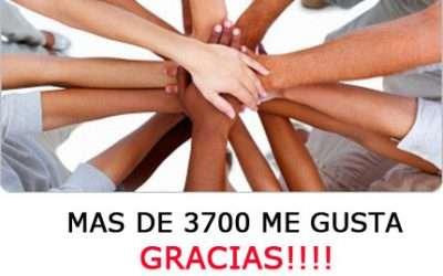 Muchas gracias, somos un gran equipo!!