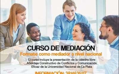 Formación Básica de Mediación en Tucumán