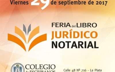 """Feria del Libro Juridico Notarial-Presentación del Libro """"Mediación en el Mundo"""""""