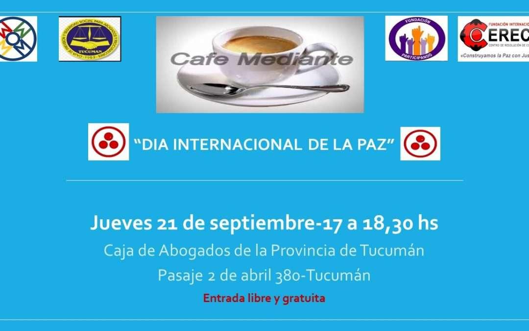 Cafe Mediante en Tucuman con entrada libre y gratuita