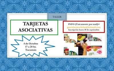 Tarjetas Asociativas en Tucumán-Ultimas vacantes!