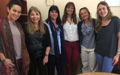 """""""Mediación en el mundo""""en la Defensoria del Pueblo de la Provincia de Santa Fe"""