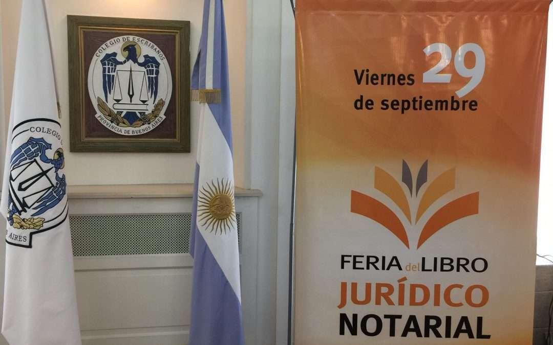 """""""Mediación en el Mundo"""", en la Feria del Libro Jurídco Notarial"""