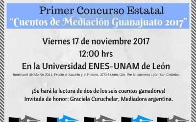Ceremonia de Premiación en Universidad ENES, UNAM de León , México