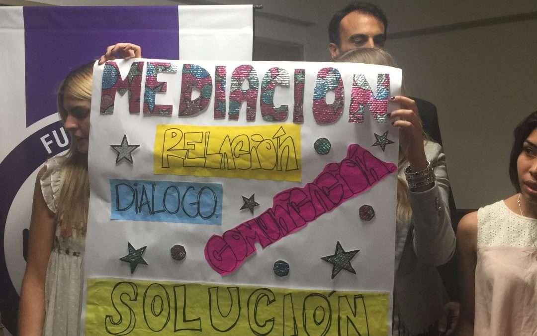 Final creativo de la Formación Básica de Mediación en Tucumán!