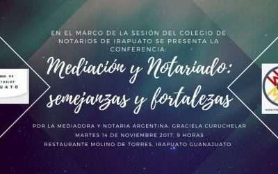 Colegio de Notarios de Irapuato, México