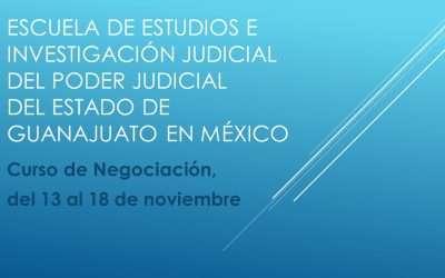 Escuela Judicial de Guanajuato, México