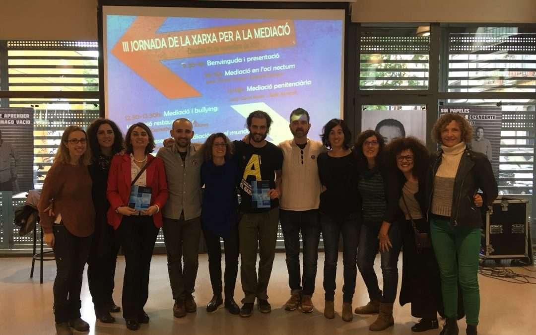 Convenio de Colaboración con Tesera Mediacio, Barcelona