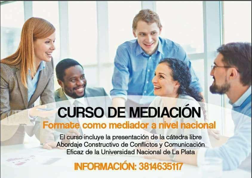 Formación Básica en Mediación en Tucuman