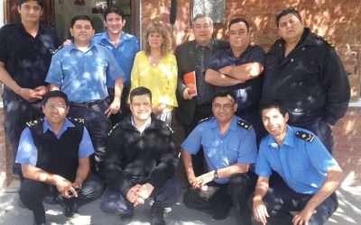 Mediación Policial, Chubut, Argentina