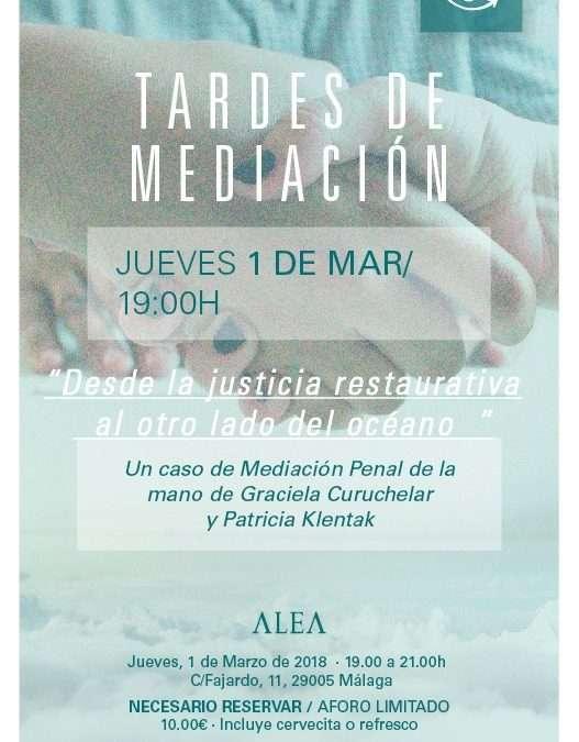 Tardes de Mediación, Solucion@, Málaga, España