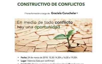 Resiliencia y Abordaje Constructivo de Conflictos en Valencia