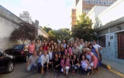 """""""Negociación"""" y """"Resiliencia"""", en el Colegio de Abogados de Entre Rios, Sección Uruguay"""