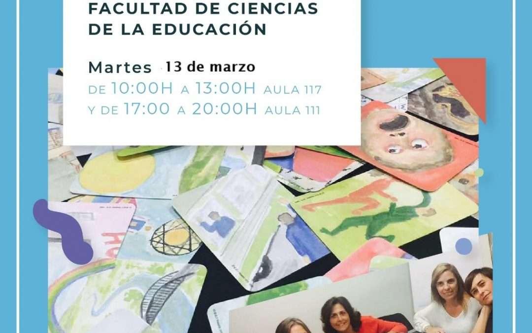 HOY!! Las imágenes asociativas como herramienta de mediación, Málaga, España