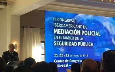 Vila Real, III Congreso Iberoamericano de Mediación Policial