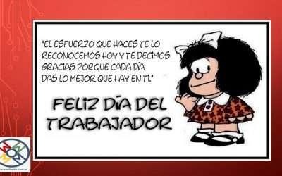 Feliz Dia del Trabajo!!!!