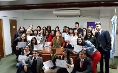 Finalización de la 8* edición de la Formación Básica en Mediación en Tucumán