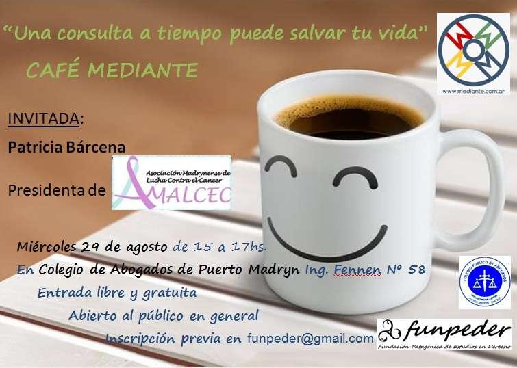 Café Mediante en Puerto Madryn, Provincia del Chubut, Argentina