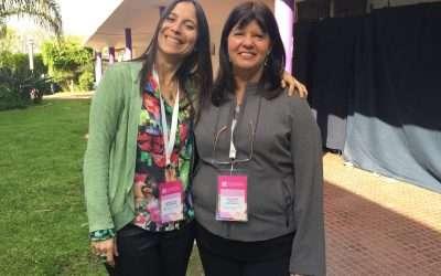 María Carneiro ( Docente de Mediante, REGEF n*24),en el XIV Congreso Mundial de Mediación