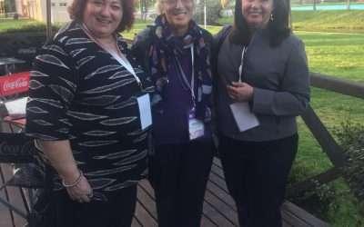 Lisa Parkinson en el XIV Congreso Mundial de Mediación
