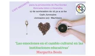 HOY!! Cafe Mediante en Martinez!