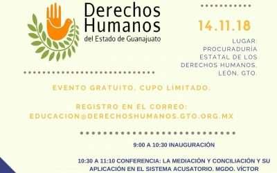 Procuraduría de los Derechos Humanos del Estado de Guanajuato, México