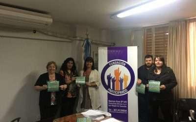 Estrechando lazos entre la Fundación Participando de Tucumán y el Centro Institucional de Mediación del Colegio de Escribanos de la Provincia de Buenos Aires