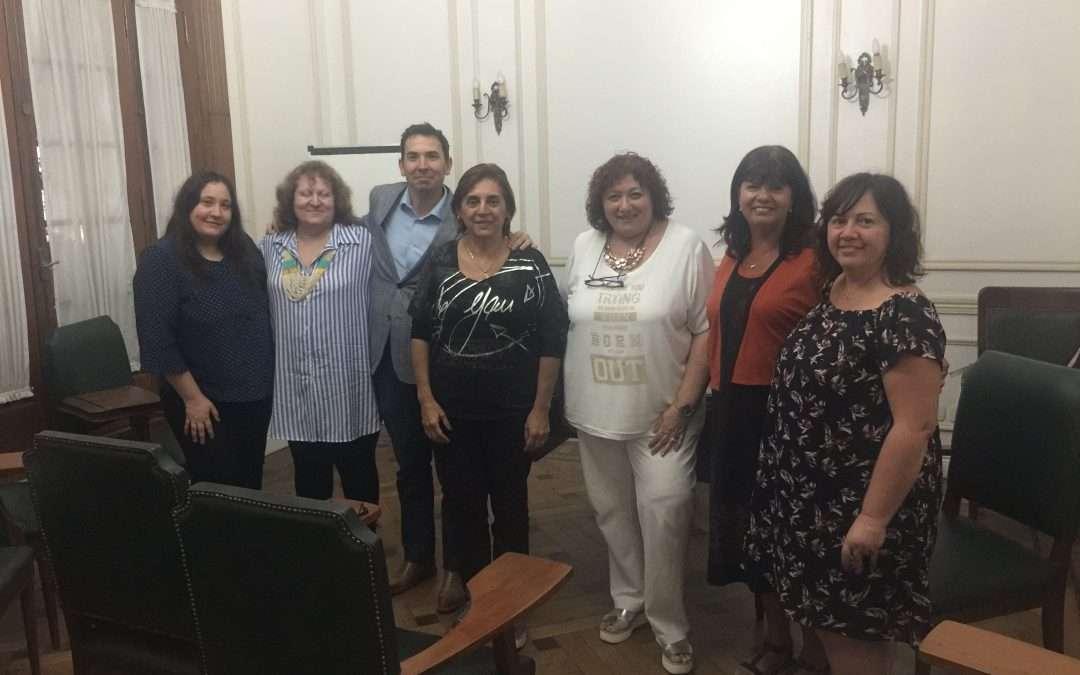Centro de Mediación, Delegación La Plata