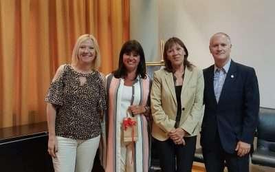 Capacitación a Notarios Mediadores en la Delegación Lomas de Zamora