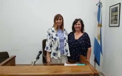 Visita de Mediante España al Juzgado de Garantías del Menor n*2 de San Isidro