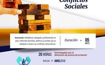 Gestión constructiva de Conflictos Sociales