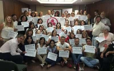 Finalización de la Especialización en Mediación Familiar en Concepción del Uruguay