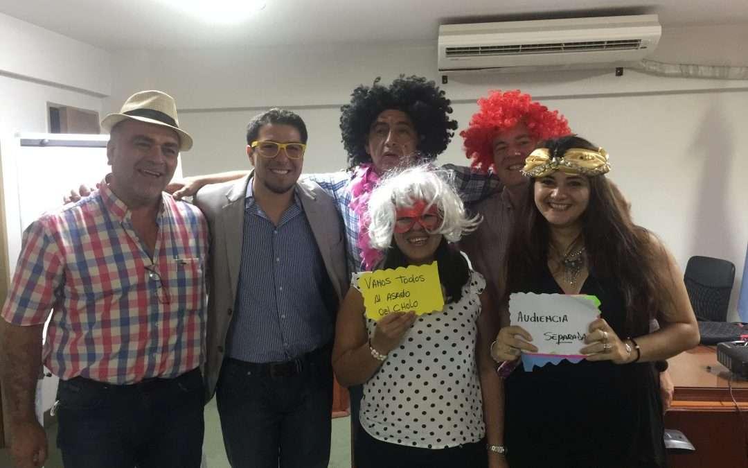 Final creativo en Tucuman: mostrando que es Mediación de manera divertida