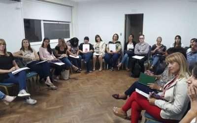 AIEPBA, Taller para docentes, directivos e inspectores