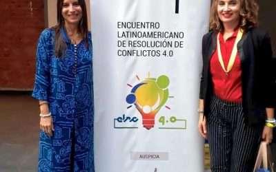MEDIANTE en Primer Encuentro Latinoamericano de Resolución de Conflictos 4.0