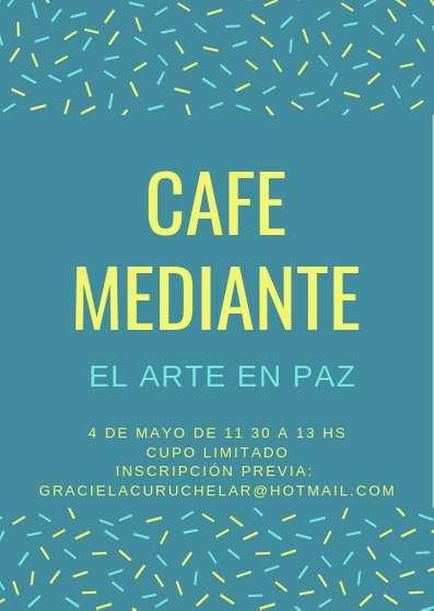 Cafe Mediante: El arte en paz