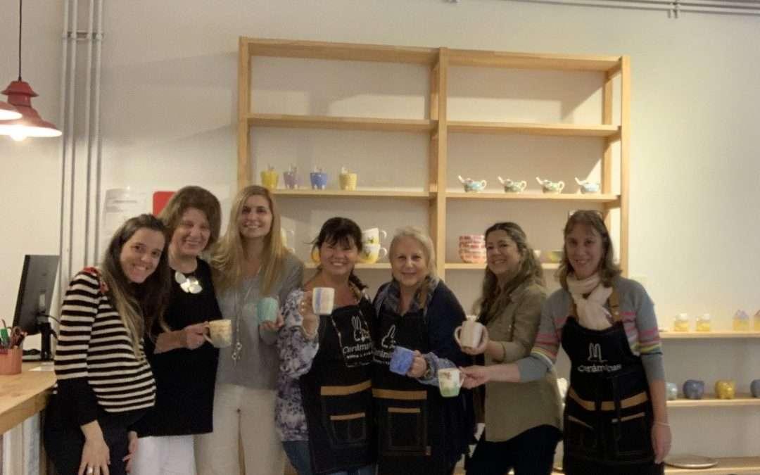 Cafe Mediante»El arte en paz»