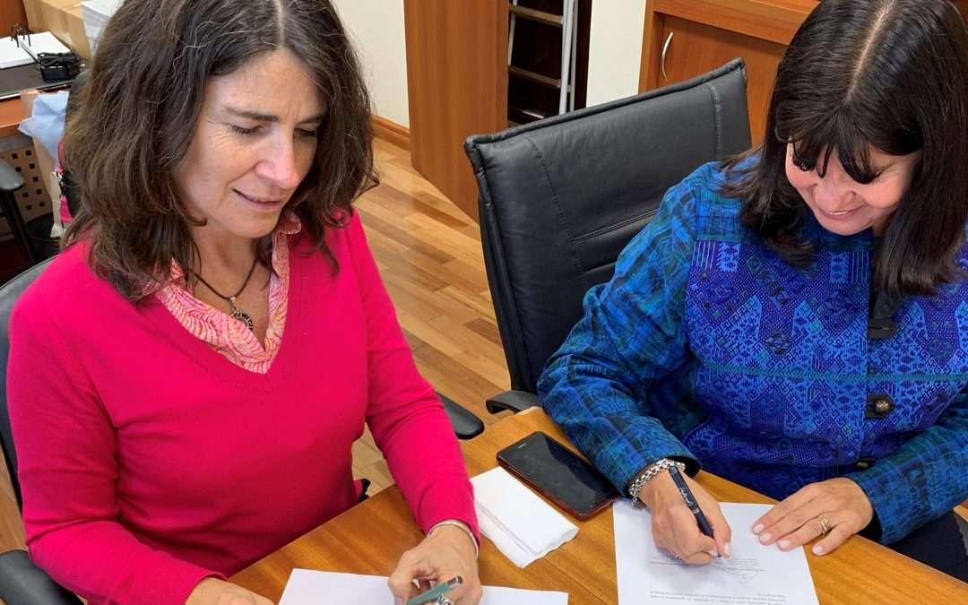 Convenio del Centro Institucional de Mediación con USI