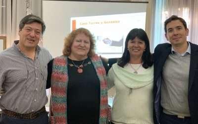 Continuamos con el curso de Mediación en el Colegio de Escribanos de la Provincia de Buenos Aires